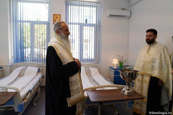 Romanian Archdiocese Refurbishes Maternity Ward to Encourage Natural Birth