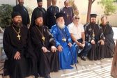 Russian and Arabian Clergymen Celebrate the Memory of Prophet Elijah in Israel