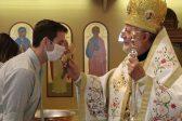 In Hurricane Ida's Wake, Metropolitan Joseph Brings Comfort, Resources to Louisiana Church