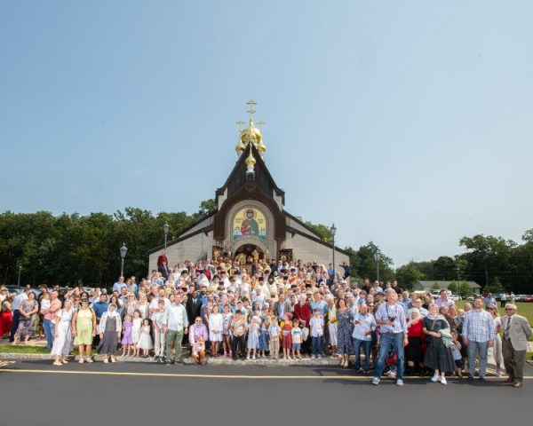 St Alexander Nevsky Cathedral in Howell, NJ, Hosts Diocesan Celebrations of the 800th Anniversary of Its Patron Saint
