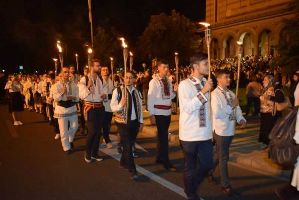 Timișoara: Midnight Liturgy and procession with relics on 65th anniversary of canonization of St. Joseph the New