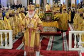 Patriarch Kirill Presides Over Celebrations in Honor of the 800th Anniversary of St. Alexander Nevsky