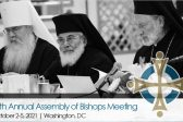 Assembly of Bishops Announces 10th Anniversary Meeting