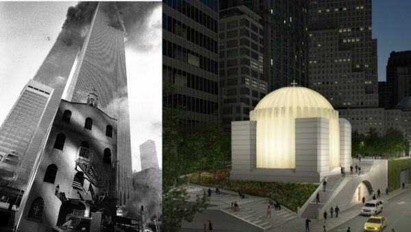 New York's St. Nicholas Greek Orthodox Church Has Risen from the Ashes of 9/11