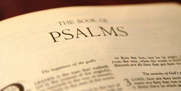 Finding God through the Psalms