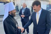 Metropolitan Hilarion of Volokolamsk Begins His Working Visit to Hungary