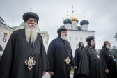 Egyptian monks visit holy sites in Tver and Novgorod Dioceses