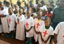 Over 20 Children Are Baptized into Orthodoxy in Kenya