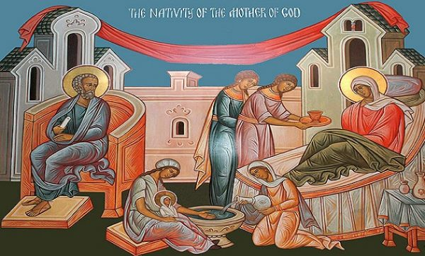 The Birth of Our Most Holy Lady: Reason for Spiritual Joy and Exaltation