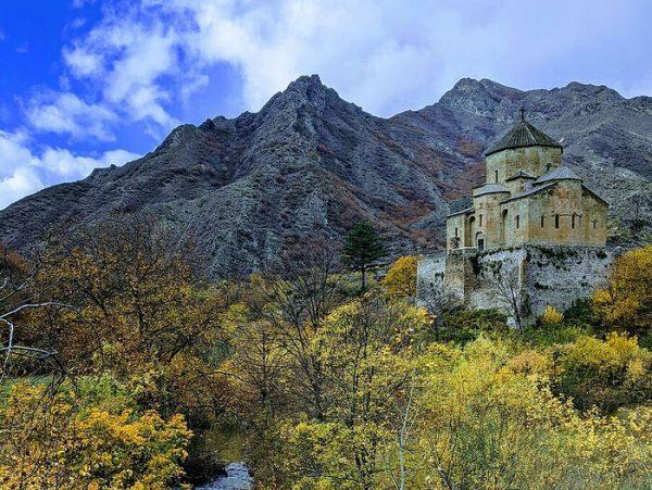 Western Immigration to Orthodox Georgia, Part 1