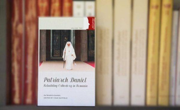 St Vladimir's Seminary Press Profiles Patriarch Daniel in a New Book: Rebuilding Orthodoxy in Romania