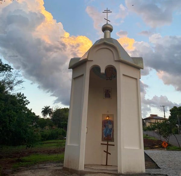 First Orthodox Chapel in Brazile Opens in Campina das Misoins