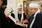 Patriarch Kirill is Convinced Faith in God Helps Religious Leaders to Discuss Complicated Issues