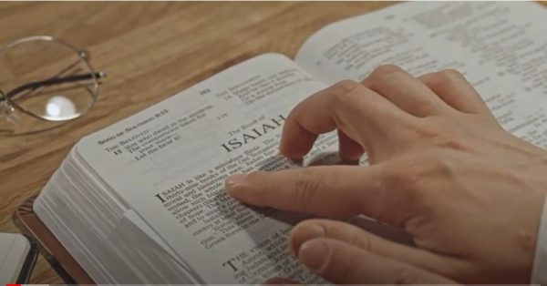 """""""The New Testament"""" Video Resources Available from St. George, Charleston"""