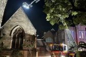 Fire Broke Out in the Cathedral of the Annunciation of the Theotokos in Sydney